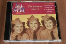 The Andrews Sisters - Just A Simple Melody (1991) (CD) (CD 23101)