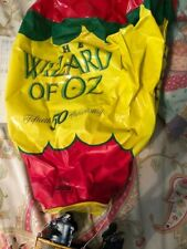 "Wizard of Oz 50th Anniversary Promotional ""Beach Ball"" balloon and Basket -RARE"