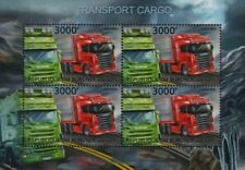 SCANIA R-Series R620 Highline Transport Lorry Truck HGV Vehicle Stamp Sheet