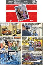 VEYRON TITRE DE TRANSPORT ALBUM PUBLICITAIRE SEMVAT TOULOUSE 1991+6 cartes posta