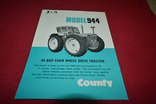 Ford Tractor Country 944 Tractor Dealer's Brochure AMIL15