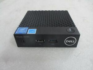 Dell Wyse N10D 3040 Intel Atom x5-Z8350 1.44 GHz 2GB DDR3 8GB SSD Thin Client PC