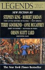 Legends : Short Stories by the Masters of Modern Fantasy by Robert A. Silverberg