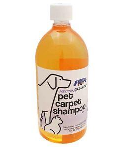 Fresh Pet Neutracleanse Pet Carpet Shampoo - 1L - Peach