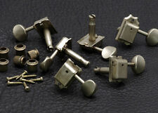 Gotoh 6-In-Line Vintage Guitar Tuners • Nickel • Aged / Relic SD91-05M-L6