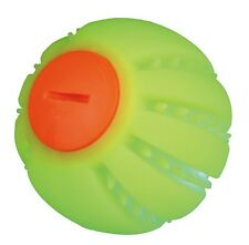 Trixie USB Light up Night Play S Dog Toy Yellow Ball 33644 Silicone