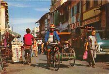 BG32664 this is bugis street singapore car voiture types folklore bike