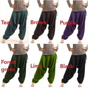 HAREM PANTS, WOMEN HAREM PANTS, yoga trousers pants, TROUSERS, ALADDIN TROUSERS