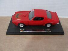1/32 DIECAST CAR ~ NEW RAY ~ 1973 PONTIAC FIREBIRD TRANS AM ~ RED