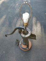 Antique Hand Water Pump F.E. Meyers & Bro.Well Pump Restored Beautiful Condition
