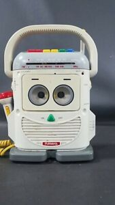 Playskool Mr Mike (Mic) Toy Story Cassette Player Voice Recorder PS-460