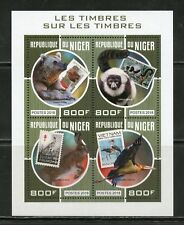 Niger 2018 Stamp On Stamp Sheet Mint Nh