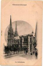 CPA  Clermont-Ferrand- La Cathédrale (221301)