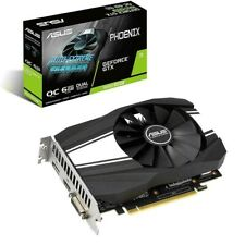 ASUS GeForce GTX 1660 SUPER Overclocked 6GB Phoenix Fan Edition HDMI DP DVI Grap