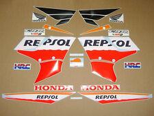 CBR 150r 2005-2007 Repsol replica edition decals stickers graphics set kit 2006