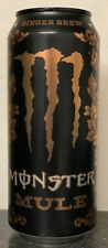 NEW MONSTER MULE ENERGY DRINK 16 FL OZ FULL CAN GINGER BREW FREE SHIPPING BUY IT