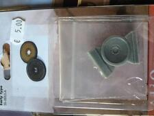 ADD ON PARTS TIGER I SPARE WHEELS 2 PIECES 1/35 RESIN ACCESSORIES WW2