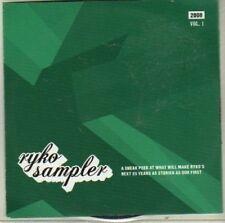 (CI813) Ryko, 16 track sampler, various artists - 2008 DJ CD
