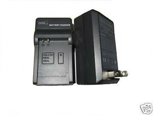 Battery Charger for Canon Powershot:SD400,SD430,SD450,