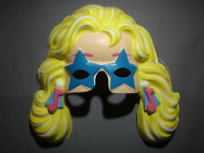 ROCKIN BARBIE ROCK AND ROLL HALLOWEEN MASK PVC