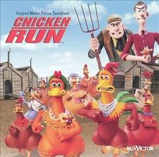 Chicken Run [Original Motion Picture Soundtrack] by John Powell (New-Read)