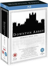 Downton Abbey - Series 1-6 with Christmas Specials (Blu-ray) *BRAND NEW*
