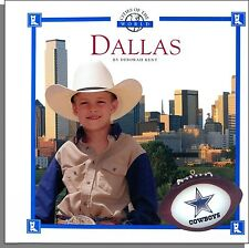 Dallas (2000) - New Children's Book About the City of Dallas by Deborah Kent!
