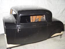 1932 Ford 3 Window Coupe Fiberglass Body 32 3W Duece
