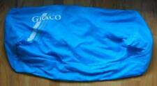 Graco Pack N Play Replacement Zip Carrying Storage Travel Cover Bag Case Blue