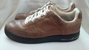 NIKE AIR FORCE 1 Stephan Maze Georges Laser Pack - 308427-331 - Size 10