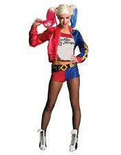 "Harley Quinn Womens Outfit,Small, (USA 6 - 10), BUST 36 - 38"", WAIST 27 - 30"""