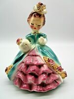 VTG Josef Originals California Simone Figurine from Morning Noon & Night Series