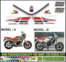 kit adesivi stickers compatibili ns 125 f 1985 tc01