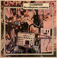 THE BBC RADIOPHONIC WORKSHOP LP BBC UK 1975 FIRST PRESS NEAR MINT PRO CLEANED