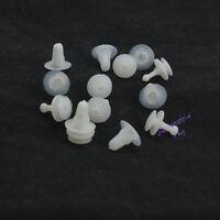 20X Interior Trim Moulding Clip Fastener 8942264920 For Isuzu Mazda