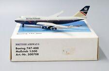 British Airways B747-436 Herpa Scale 1:500 Diecast Model 500708