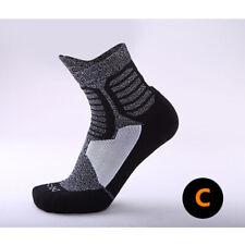 Christmas Deer Socks Women Mens Cartoon #ZYL Calcetines Meias Ankle Shorts Warm