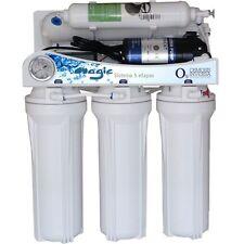 Equipo de Osmosis Inversa Doméstica 5 etapas con bomba MAGIC