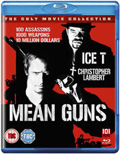 MEAN GUNS - BLU-RAY - REGION B UK