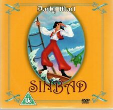 DAILY MAIL ~ CHILDREN'S FAIRYTALE COLLECTION DVD'S ~ SINBAD