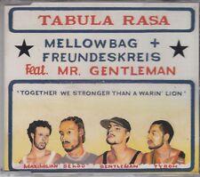 Tabula Rasa-mellowbag + amici CERCHIO feat. gentiluomo