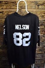 NFL Football Los Angeles Raiders Jordy Nelson #82 Nike Jersey