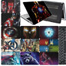 """Rubberized ironman avenger Pattern Hard Case Cover For Macbook Air Pro 11""""13""""15"""