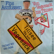 "7"" 1987 Polonaise FIPS Asmussen da Vegesack fino a Titisee"