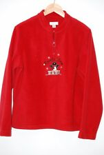 Ready Set Snow Ugly Christmas Sweater by Christopher & Banks XL
