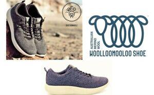 Mens Marino Wool comfort sneakers Wooloomooloo Shoes Australia Belmont