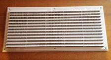 Bocchetta ventilazione rettangolare in plastica Edilplas mm 500x227 griglia aria
