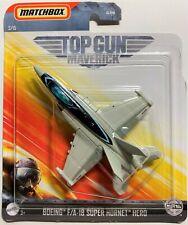 Matchbox 2020 Sky Busters Top Gun Maverick Boeing F/A-18 Super Hornet Hero