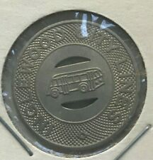 Inglewood California CA Inglewood City Lines ICL Transportation Token