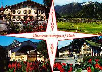 Passionsdorf Oberammergau / Obb,1998 gelaufene AK